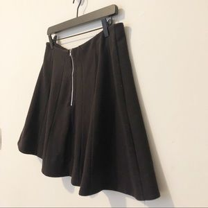 Urban Outfitters Flirt With Me Seamed Skirt